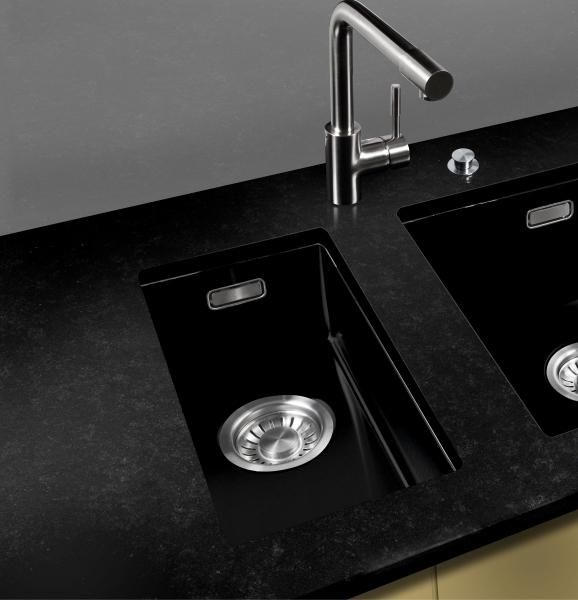 shigo stx emaille sp lbecken sp le k chensp le. Black Bedroom Furniture Sets. Home Design Ideas